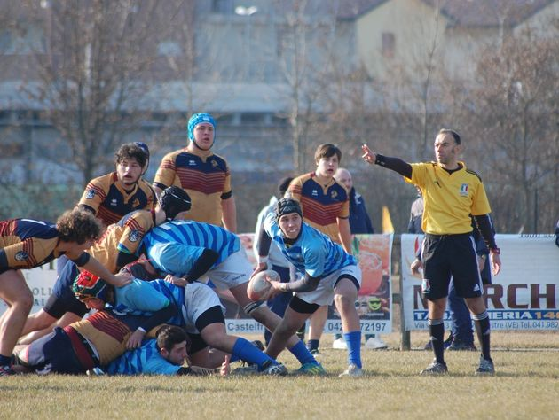 Weekend di rugby per le franchigie del Rugby Frassinelle
