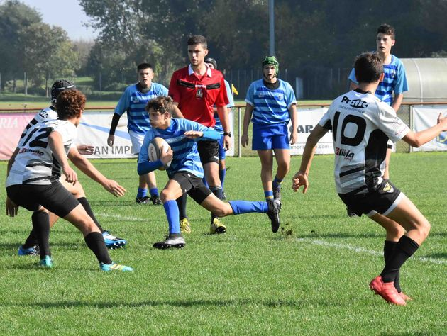 L'Under 16 vince anche con Udine Union FVG
