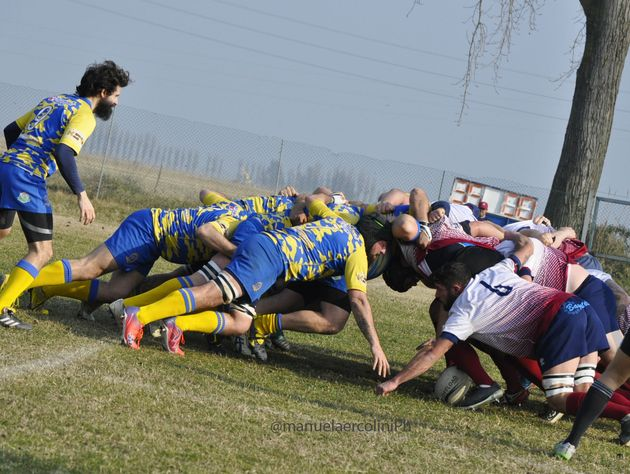 Il Rugby Frassinelle vince a Rosolina